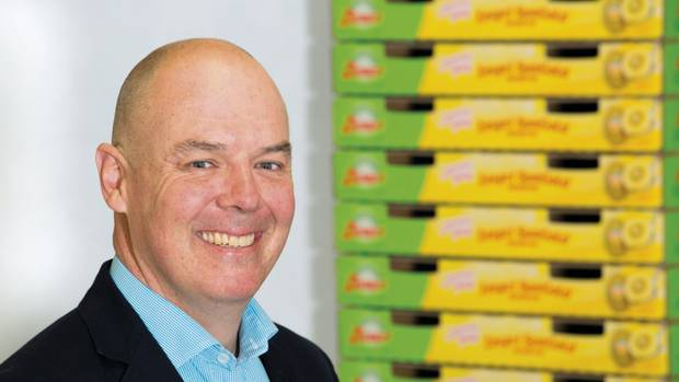 Zespri chief grower and alliances officer Dave Courtney says there's a chance for Hawke's Bay to grow its share of the kiwifruit market through the annual licence auction. Photo / File