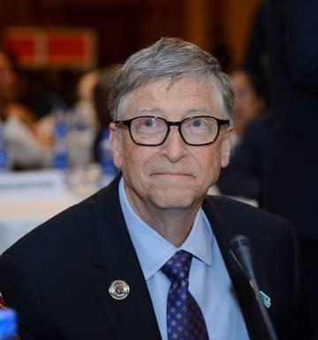 Photo   AP Bill Gates on CNN last month encouraged raising the American  CGT. Photo   AP 64031f6ed