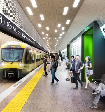City Rail Link: Unlocking Auckland's network - NZ Herald