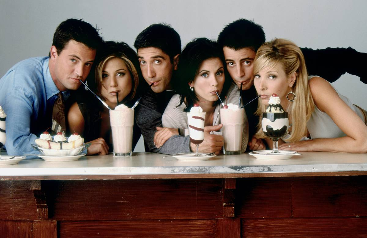 Friends is turning 25. Here's why we can't stop watching it