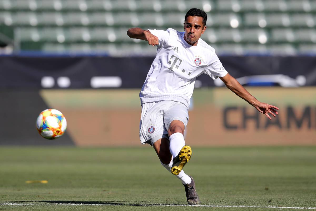 Football: Sarpreet Singh named on bench for Champions League match