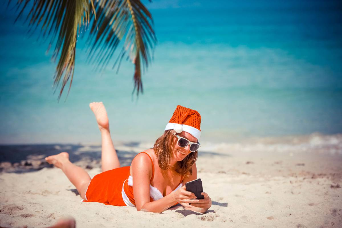 Vodafone NZ reveals Christmas trends on Christmas Day