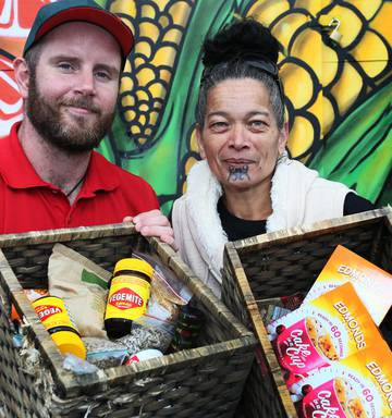 Doors to open on Hikurangi Community Pantry - NZ Herald