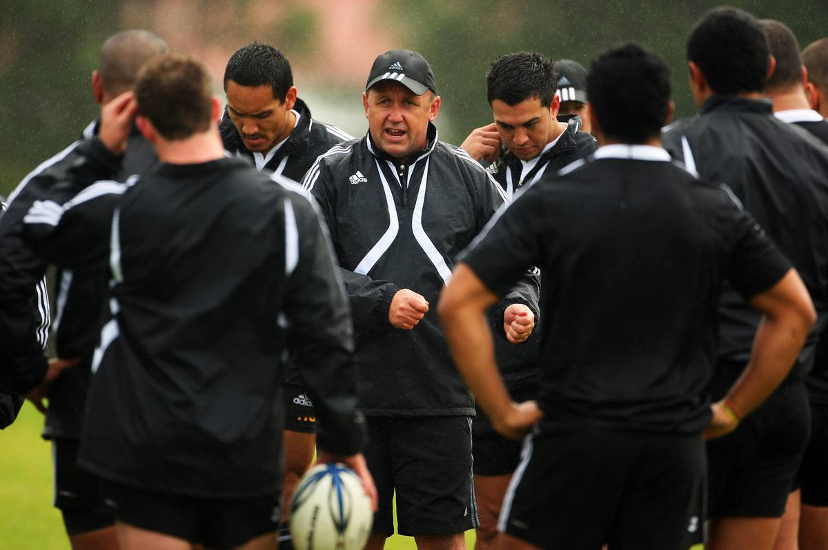 Rugby: 10 things to know about new All Blacks coach Ian Foster