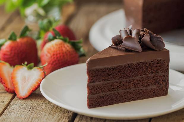 Chocolate cake has been ranked as the most searched cake in the world. Photo / 123RF