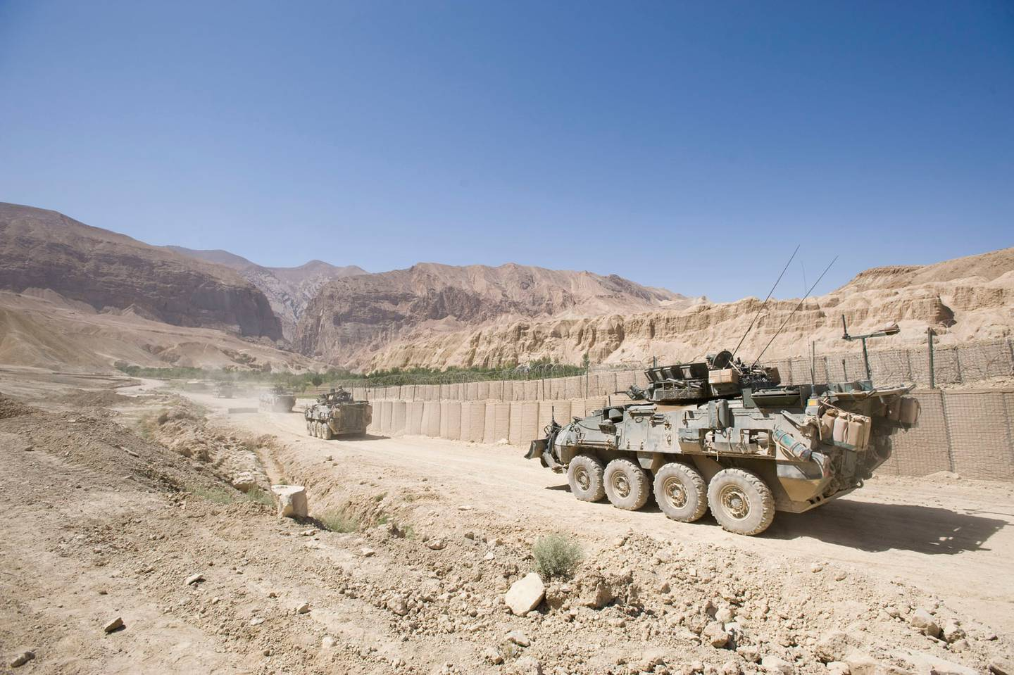 The NZDF was tasked with maintaining security in Bamiyan Province over two decades. Photo / File