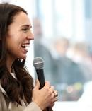 Labour's new leader Jacinda Ardern has managed to make New Zealand politics as gripping as the dramas in the United States and Britain that captured world attention. Photo / Getty Images