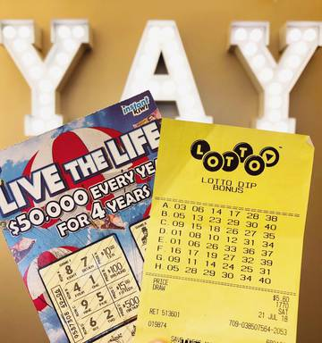 What are the odds? Two big lottery wins in two years - NZ Herald