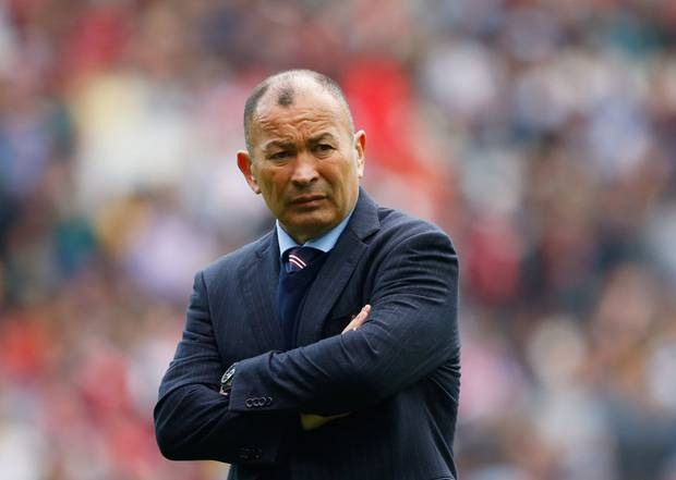 bfb0ed3918f Eddie Jones coached Japan to a famous win over South Africa at the 2015  Rugby World