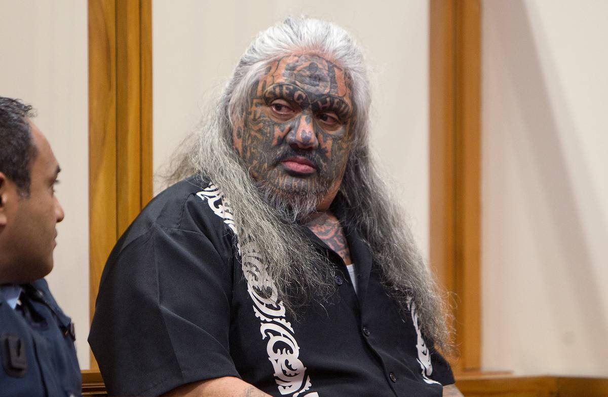 Rotorua Mongrel Mob member Raymond Jury on trial for murdering Trevor Rikihana