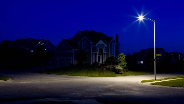 ALAN (Artificial Light At Night) is in our houses and outside as city street and highway lighting. Photo / Getty Images