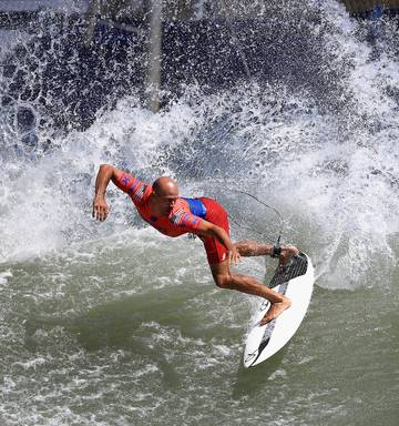 e5c471fd7b2ab7 Photo   Getty Images Kelly Slater is an 11-time world champion surfer.  Photo   Getty Images