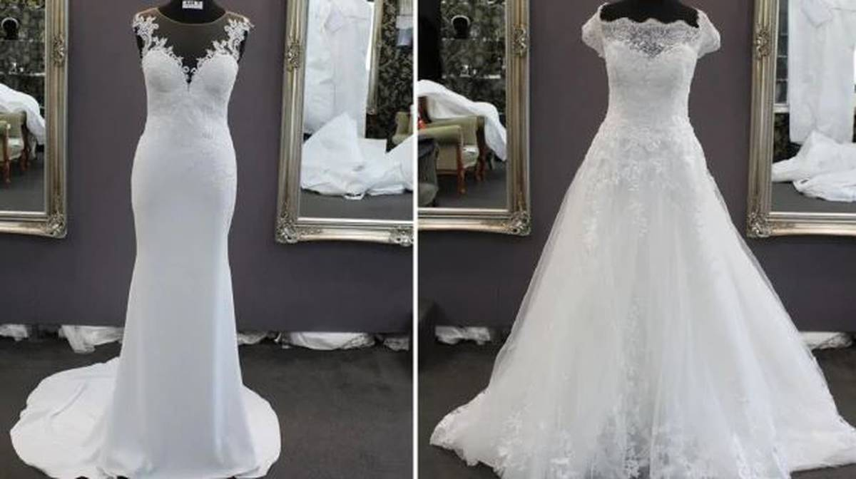 Bridal on Pulteney gowns selling for thousands of dollars off after entering liquidation