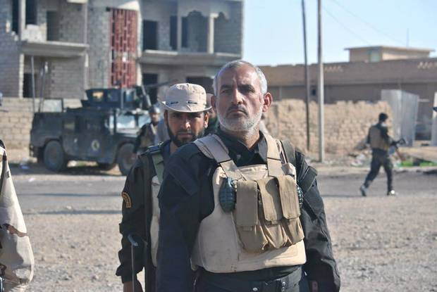 Kadhem Chilab Abbas had returned to Iraq in June last year to volunteer for a civilian army in the fight against the extremist Islamist group. Photo / Supplied