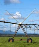 File photo of centre pivot irrigation. Photo / 123rf