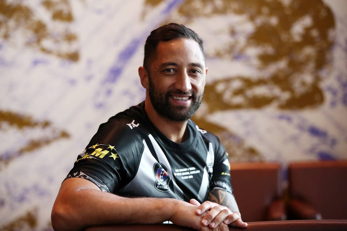 Benji Marshall on fairytale Kiwis recall: 'I never thought it would happen'