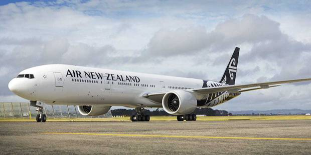 The infected woman travelled on an Air New Zealand flight from Singapore. Photo / file