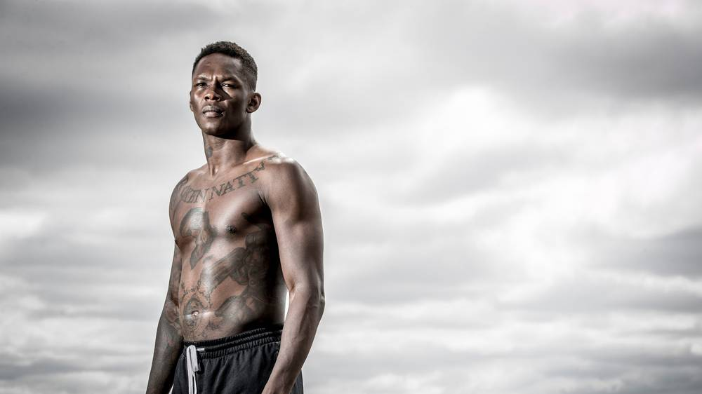 Israel Adesanya The Kiwi Kid From Nigeria Taking On The
