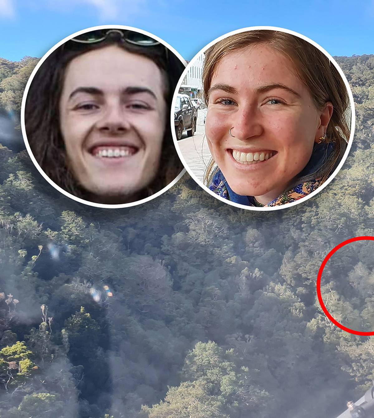 'Life comes first': Searcher who helped find Jessica O'Connor and Dion Reynolds in Kahurangi