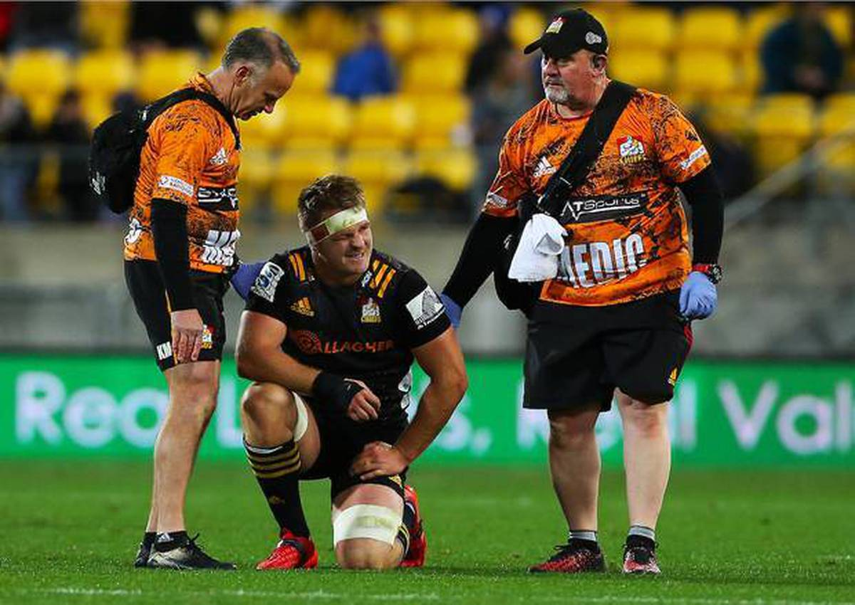Super Rugby Aotearoa: Chiefs and All Blacks captain Sam Cane cleared of serious injury