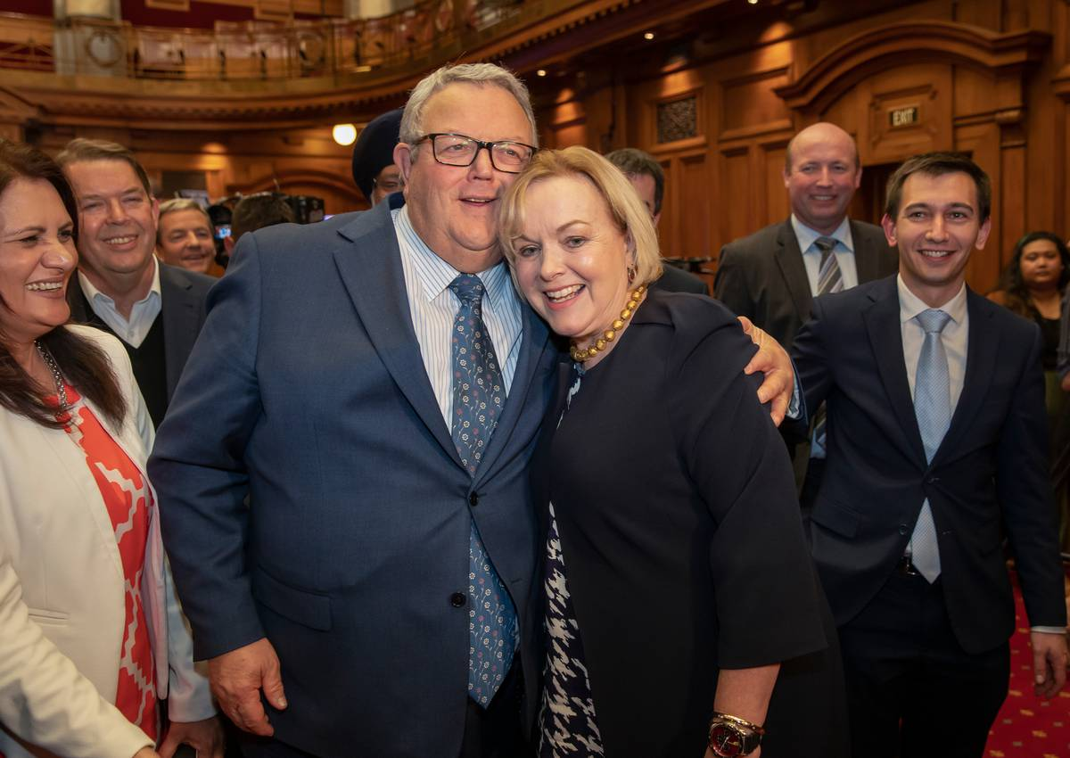 Senior MP Judith Collins the new leader of the National Party after Todd Muller quits