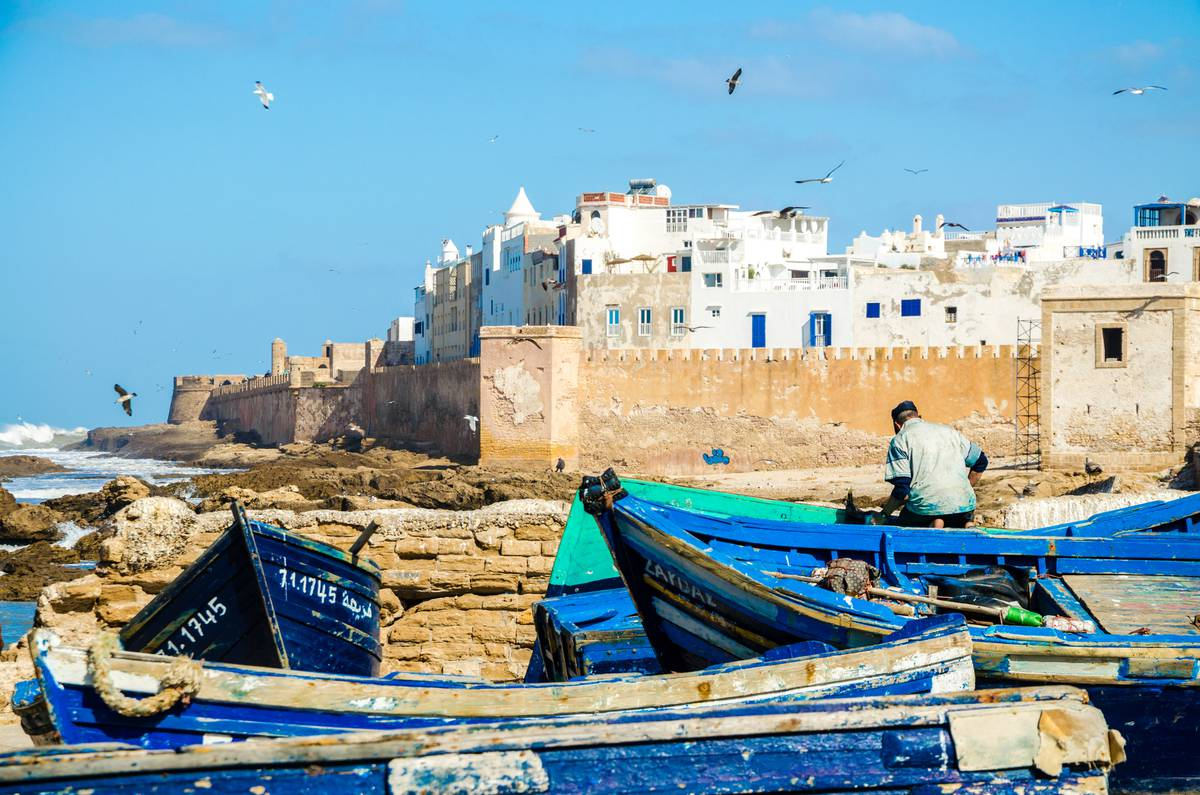 Morocco: A day trip from Marrakech to Essaouira