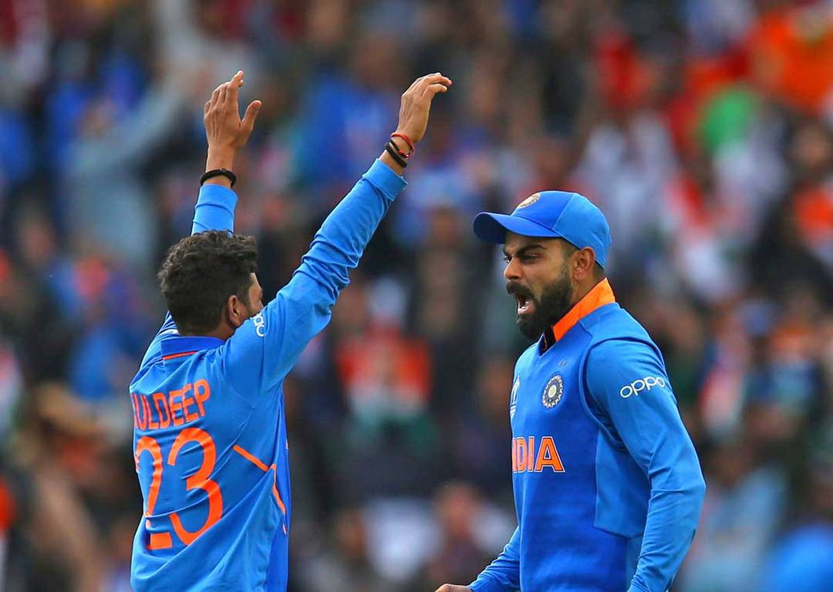 Cricket World Cup: India remain unbeaten after big win over Pakistan