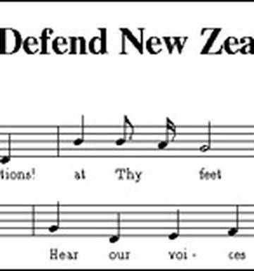 All Blacks get hard word on anthem - 'sing it!' - NZ Herald