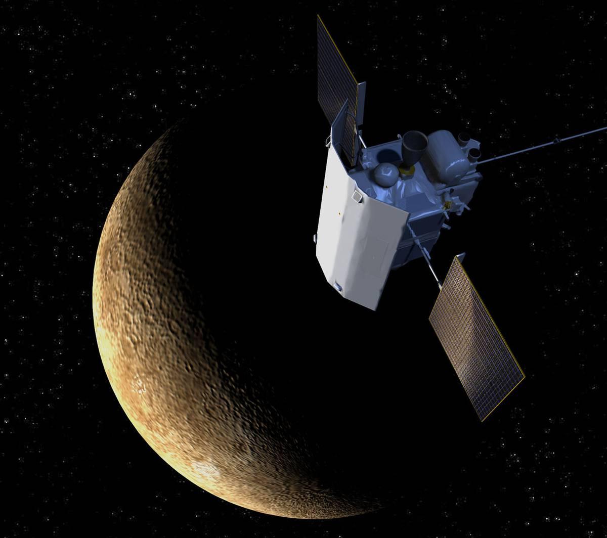 messenger spacecraft launch date - 870×771