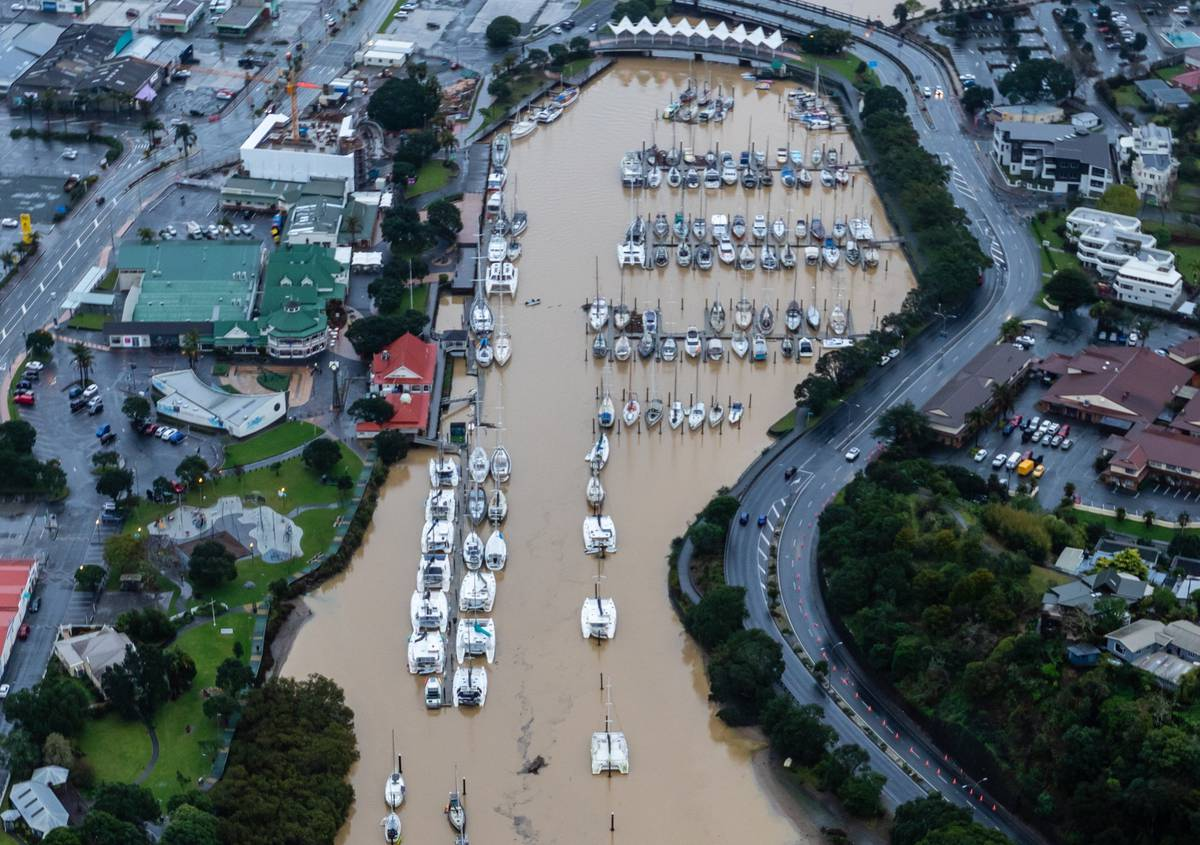 Water saving efforts needed in Whangārei and Paihia following storm