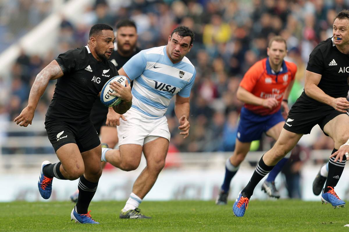 Rugby Championship: Winners and losers from the All Blacks win over Argentina