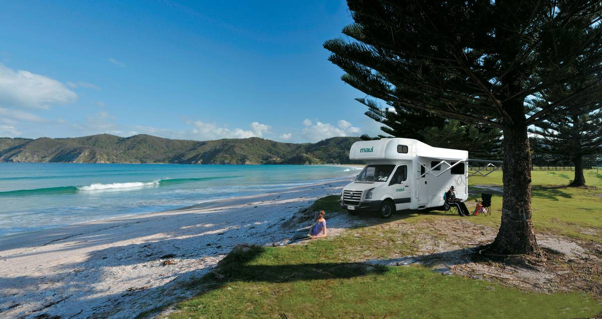 Motorhome leader's pain is Kiwis' gain as prices slashed until end October