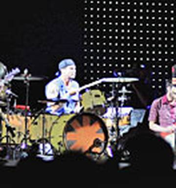 347e6c57 Photo / Getty The Red Hot Chili Peppers played two sellout shows at the  weekend. Photo / Getty