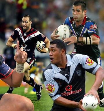 Rugby League: Ranking the 25 greatest Warriors on the eve of
