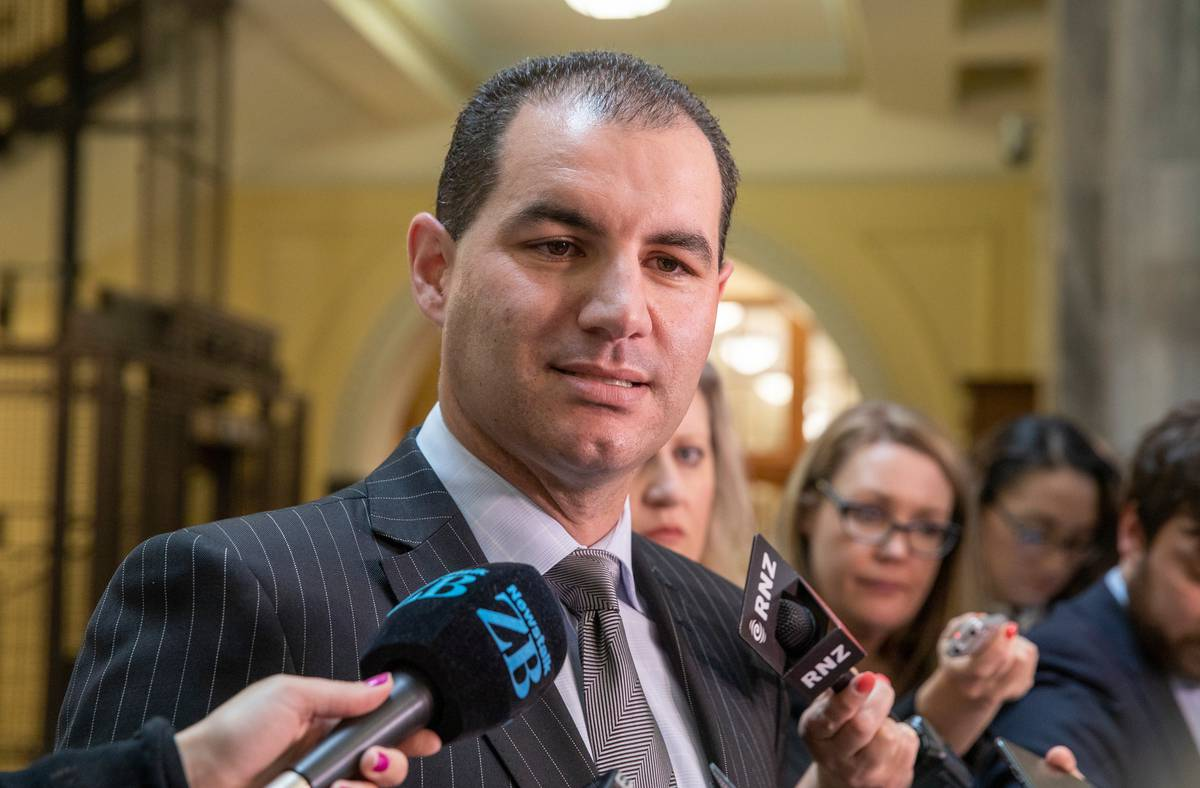 Botany MP Jami-Lee Ross has criticised National's Alfred Ngaro for sharing a controversial abortion post