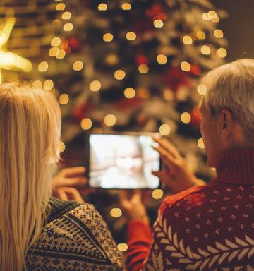 Photo Do all of your Christmas shopping and decorating from the comfort of your home. Photo