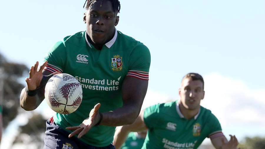 Maro Itoje fitness boost for Six Nations