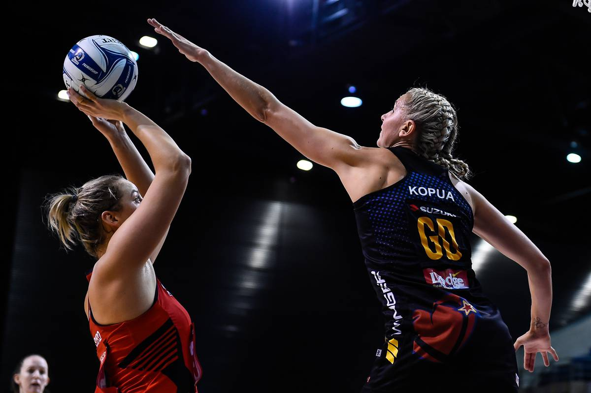 Netball: Casey Kopua denied winning farewell in ANZ Premiership by record-breaking Mainland Tactix