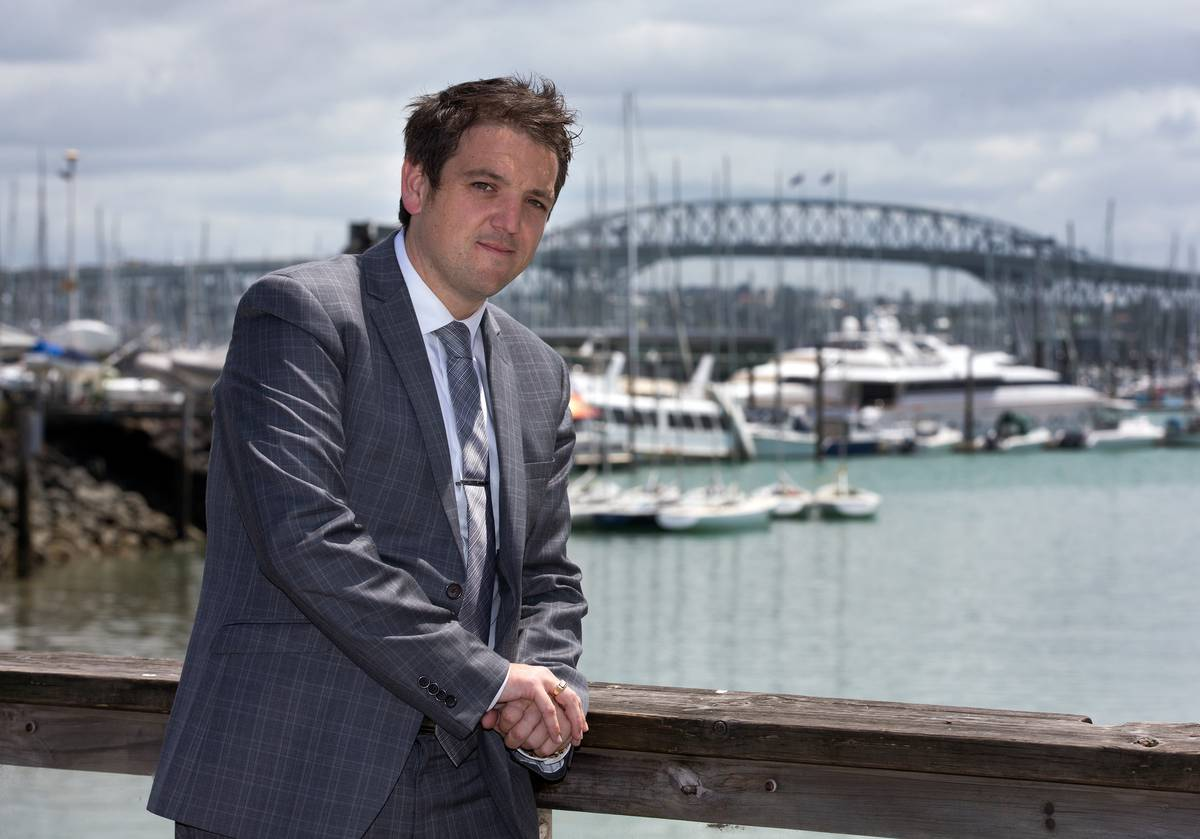 Former West Auckland real estate agent Aaron Drever faces criminal charges linked to his role at Auckland Speedway