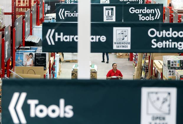 Bunnings is selling flat pack homes to builders. Photo/file