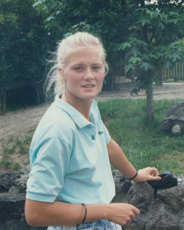 Swedish tourists Heidi Paakkonen and Urban Hoglin went missing in 1989 in the Coromandel bush. Paakkonen (pictured) hasn't been found. David Tamihere was convicted of their murders.
