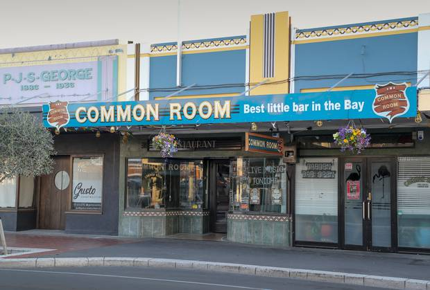 Common Room lived up to their sign, taking out outstanding local. Photo / Warren Buckland