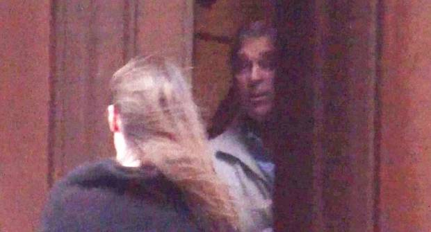 On December 6 2010, paedophile Jeffrey Epstein was seen leaving his home before Prince Andrew was also spotted inside. Photo / Supplied