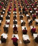 Yesterday's NCEA Level 1 maths exam is coming under fire after questions proved too difficult for pupils. Photo / File