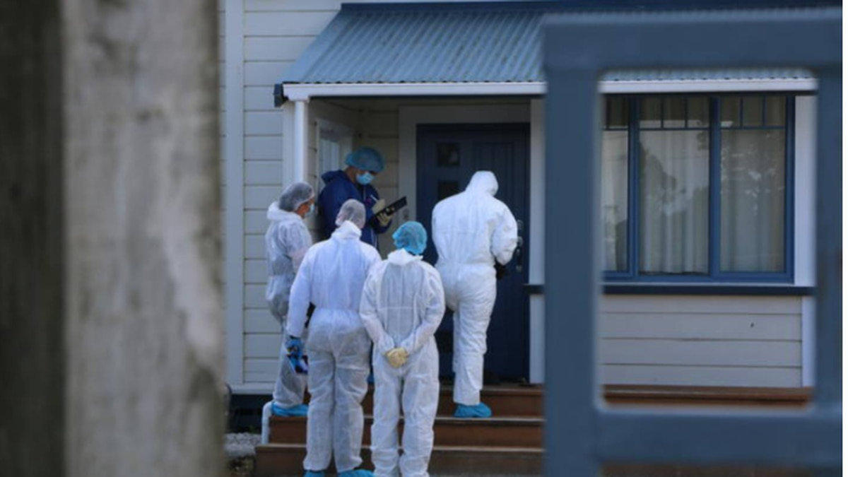 Hāwera double homicide: Father and son found dead - NZ Herald