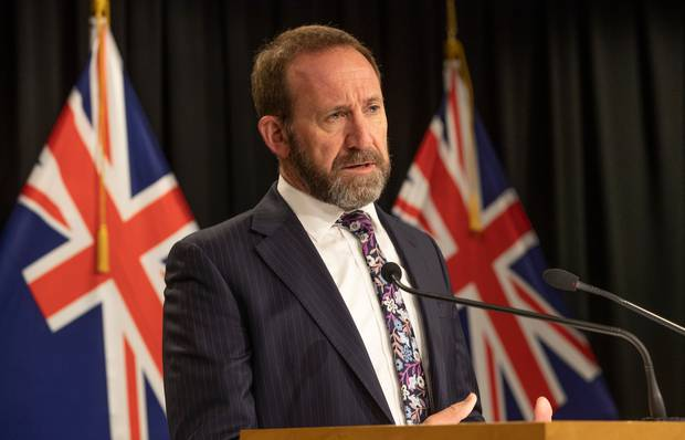 Justice Minister Andrew Little told the UN last year that New Zealand suffered from