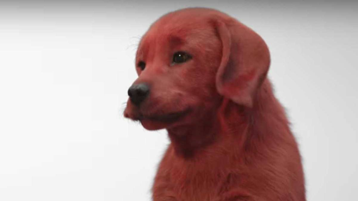 Fans horrified by first look at Clifford The Big Red Dog movie – NZ Herald