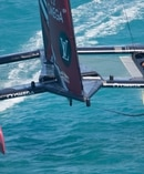 Team New Zealand's secret weapon in winning the America's Cup has been revealed - and it's not what you would expect. Photo / Gilles Martin-Raget