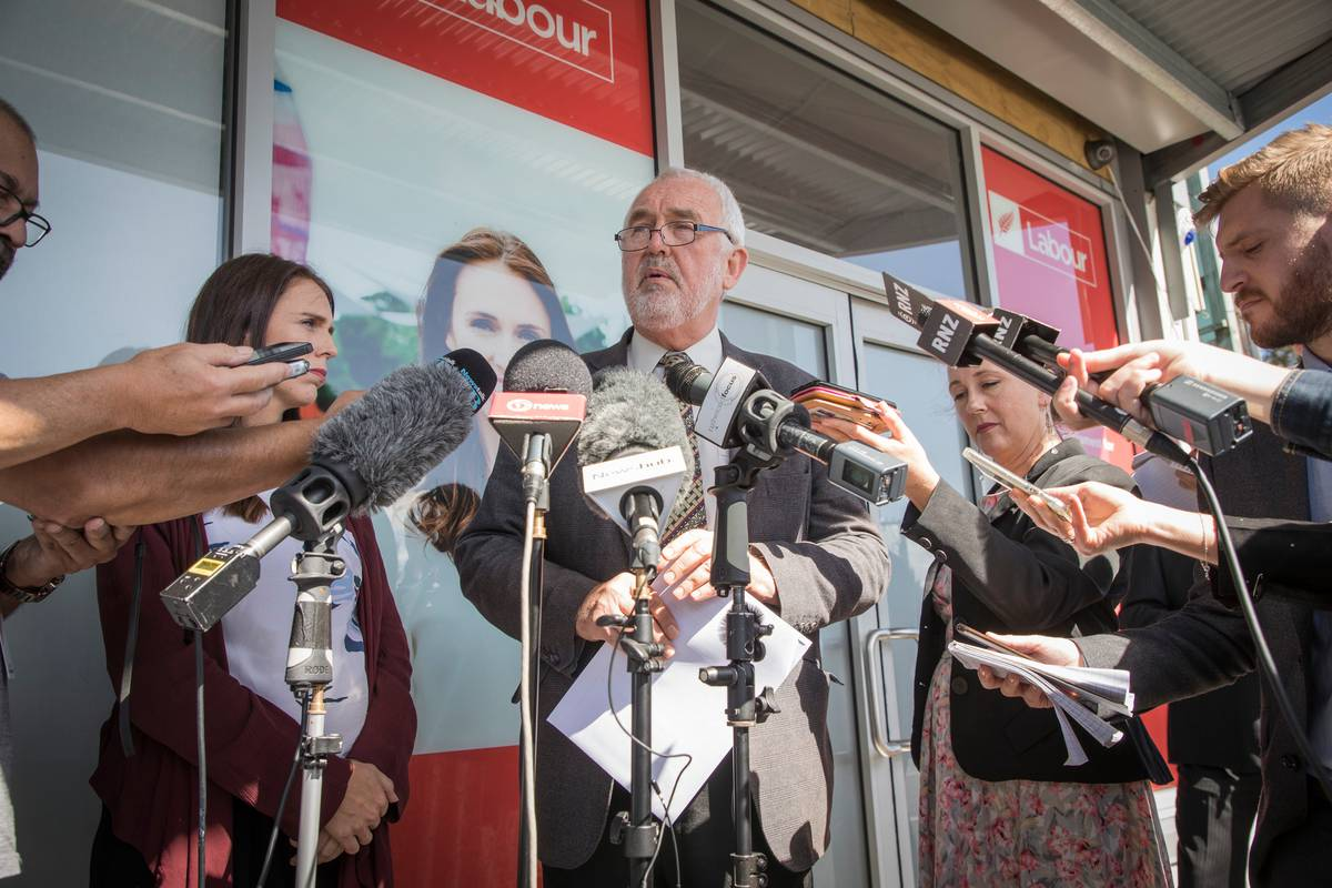 Labour complainants told to stay away from Parliament offices