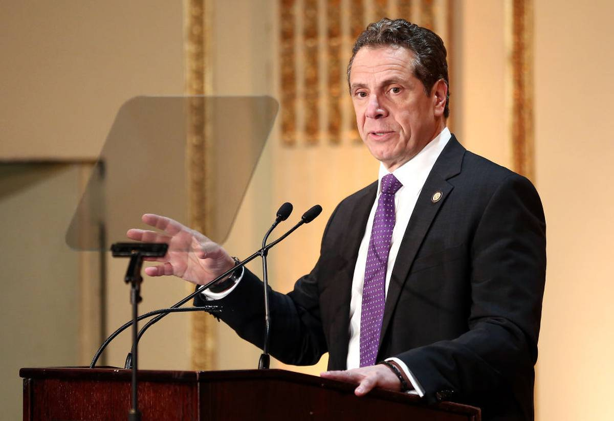 Cuomo says Trump's proposed NY quarantine would mean civil war